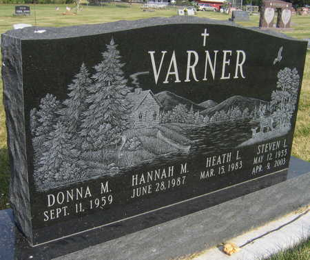 VARNER, STEVEN L. - Linn County, Iowa | STEVEN L. VARNER