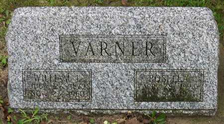 VARNER, WILLIAM L. - Linn County, Iowa | WILLIAM L. VARNER