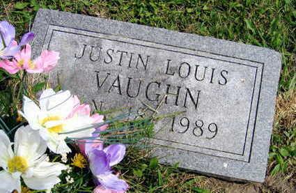 VAUGHN, JUSTIN LOUIS - Linn County, Iowa   JUSTIN LOUIS VAUGHN
