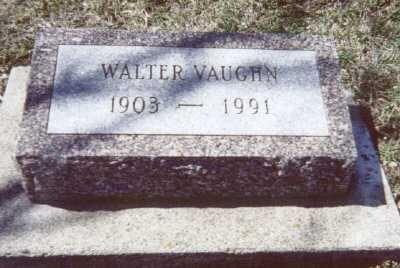 VAUGHN, WALTER - Linn County, Iowa | WALTER VAUGHN