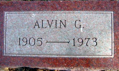 VAVERKA, ALVIN G. - Linn County, Iowa   ALVIN G. VAVERKA