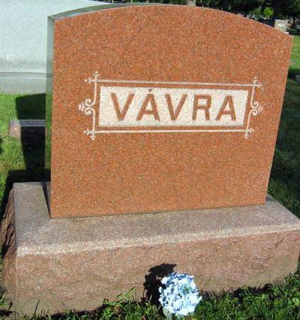 VAVRA, FAMILY STONE - Linn County, Iowa | FAMILY STONE VAVRA