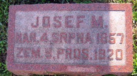VAVRA, JOSEF M. - Linn County, Iowa | JOSEF M. VAVRA