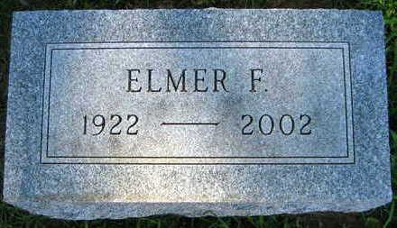 VAVRICEK, ELMER F. - Linn County, Iowa | ELMER F. VAVRICEK