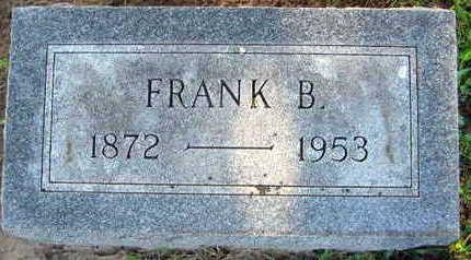 VAVRICEK, FRANK B. - Linn County, Iowa | FRANK B. VAVRICEK