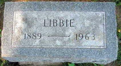 VAVRICEK, LIBBIE - Linn County, Iowa | LIBBIE VAVRICEK