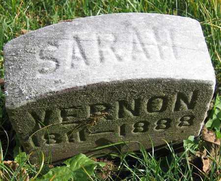 VERNON, SARAH - Linn County, Iowa | SARAH VERNON