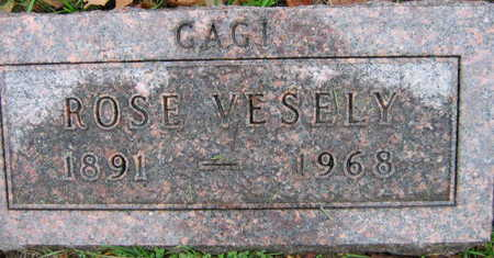 VESELY, ROSE - Linn County, Iowa | ROSE VESELY