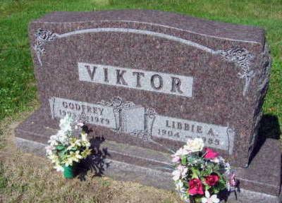 VIKTOR, GODFREY - Linn County, Iowa | GODFREY VIKTOR