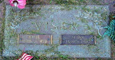 VISEK, MARY - Linn County, Iowa | MARY VISEK