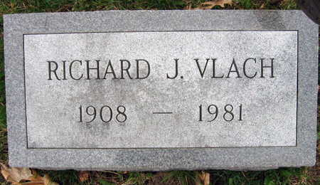 VLACH, RICHARD J. - Linn County, Iowa | RICHARD J. VLACH