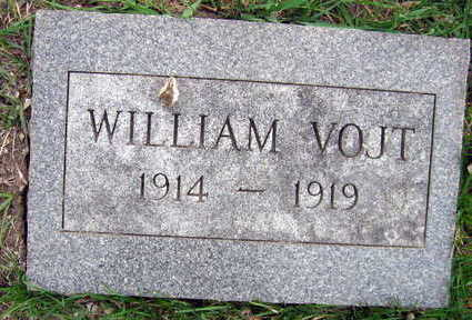 VOJT, WILLIAM - Linn County, Iowa | WILLIAM VOJT