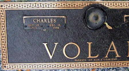 VOLAK, CHARLES - Linn County, Iowa | CHARLES VOLAK
