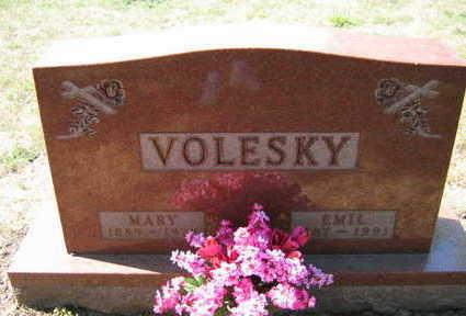 VOLESKY, EMIL - Linn County, Iowa | EMIL VOLESKY