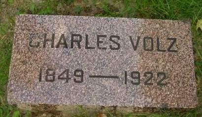 VOLZ, CHARLES - Linn County, Iowa   CHARLES VOLZ