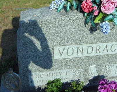 VONDRACEK, GODFREY F. - Linn County, Iowa | GODFREY F. VONDRACEK