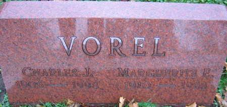 VOREL, CHARLES J. - Linn County, Iowa | CHARLES J. VOREL