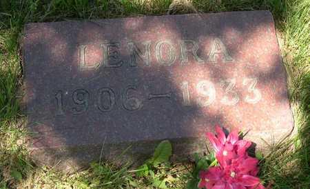 VORNHOLT, LENORA - Linn County, Iowa | LENORA VORNHOLT