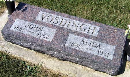 VOSDINGH, JOHN - Linn County, Iowa | JOHN VOSDINGH