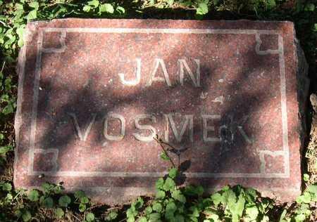 VOSMEK, JAN - Linn County, Iowa | JAN VOSMEK
