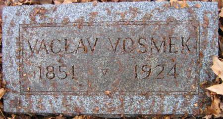 VOSMEK, VACLAV - Linn County, Iowa | VACLAV VOSMEK