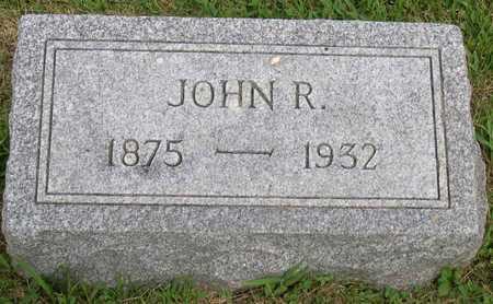 VOSS, JOHN R. - Linn County, Iowa | JOHN R. VOSS
