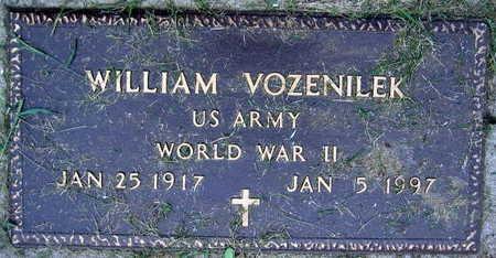 VOZENILEK, WILLIAM - Linn County, Iowa | WILLIAM VOZENILEK