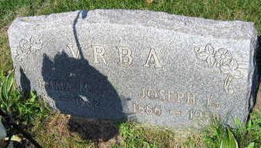 VRBA, JOSEPH L. - Linn County, Iowa | JOSEPH L. VRBA