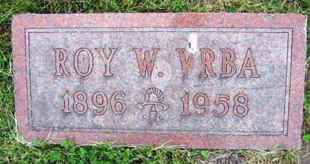 VRBA, ROY W. - Linn County, Iowa | ROY W. VRBA