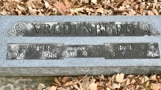 VREDENBURG, ESTHER - Linn County, Iowa | ESTHER VREDENBURG