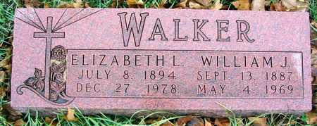 WALKER, ELIZABETH L. - Linn County, Iowa | ELIZABETH L. WALKER