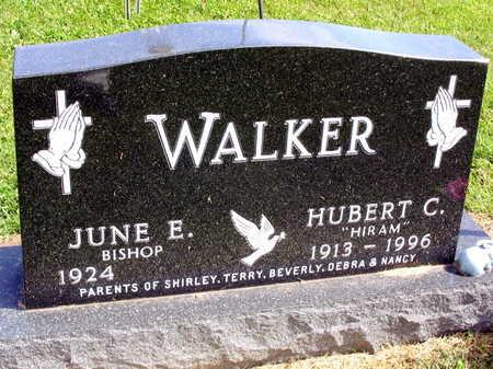 WALKER, HUBERT C.