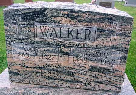 WALKER, MARY M. - Linn County, Iowa | MARY M. WALKER