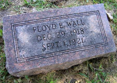 WALL, FLOYD E. - Linn County, Iowa | FLOYD E. WALL