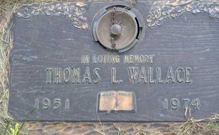 WALLACE, THOMAS L - Linn County, Iowa   THOMAS L WALLACE