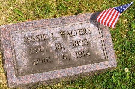 WALTERS, JESSIE L. - Linn County, Iowa | JESSIE L. WALTERS
