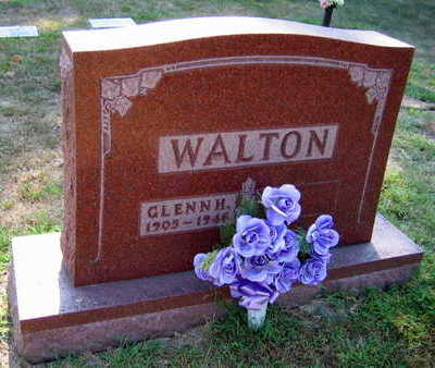 WALTON, GLENN H. - Linn County, Iowa | GLENN H. WALTON