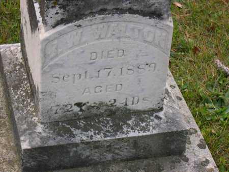 WALTON, J. W. - Linn County, Iowa | J. W. WALTON