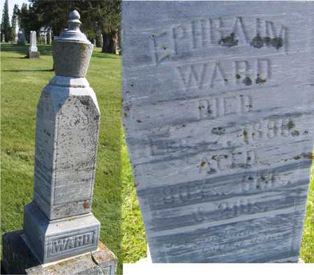 WARD, EPHRAIM - Linn County, Iowa | EPHRAIM WARD