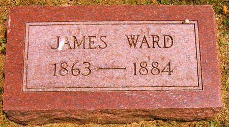 WARD, JAMES - Linn County, Iowa   JAMES WARD