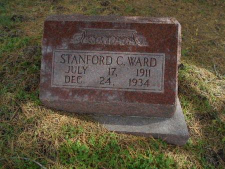 WARD, STANFORD C. - Linn County, Iowa | STANFORD C. WARD