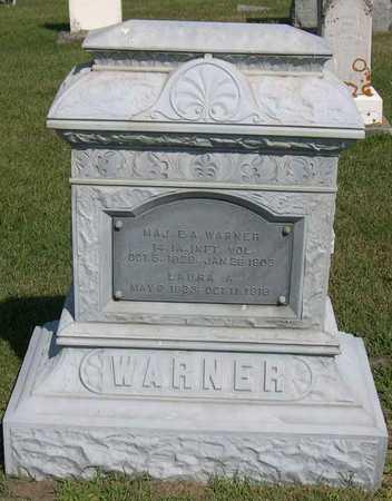 WARNER, LAURA A. - Linn County, Iowa   LAURA A. WARNER