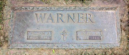 WARNER, FRIEDA K. - Linn County, Iowa | FRIEDA K. WARNER