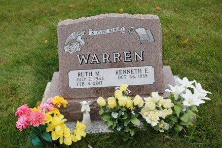 WARREN, RUTH M. - Linn County, Iowa | RUTH M. WARREN