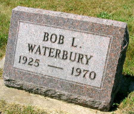 WATERBURY, BOB L. - Linn County, Iowa | BOB L. WATERBURY
