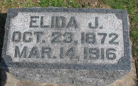 WATERHOUSE, ELIDA J. - Linn County, Iowa   ELIDA J. WATERHOUSE