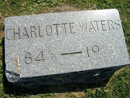 WATERS, CHARLOTTE - Linn County, Iowa | CHARLOTTE WATERS