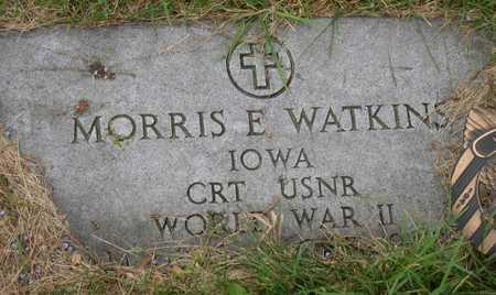 WATKINS, MORRIS E. - Linn County, Iowa | MORRIS E. WATKINS