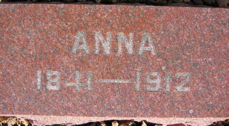 WAVRIN, ANNA - Linn County, Iowa | ANNA WAVRIN