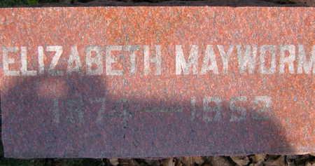 MAYWORM WAVRIN, ELIZABETH - Linn County, Iowa | ELIZABETH MAYWORM WAVRIN